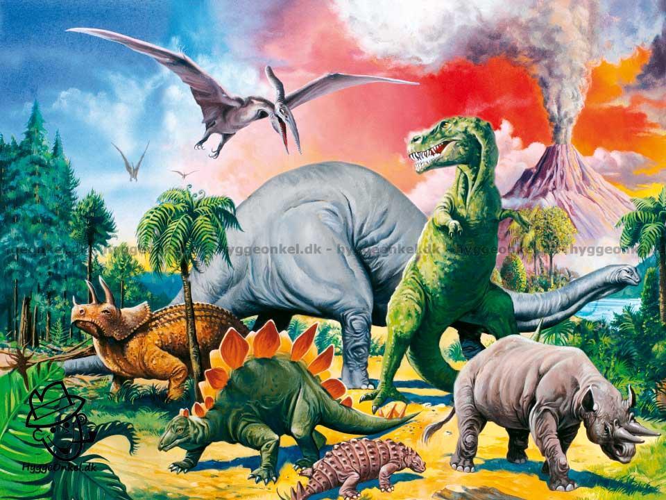 Dinosaur 100 Brikker