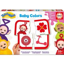Baby: Teletubbies - Colors, 4 brikker