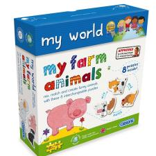 My farm animals, 2 brikker