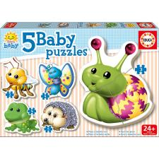 Baby: Little Forest Animals, 4 brikker