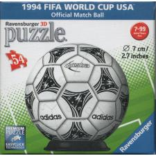 3D-ball: 1990 FIFA World Cup USA, 54 brikker