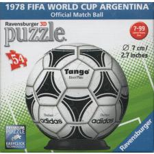 3D-ball: 1978 FIFA World Cup Argentina, 54 brikker
