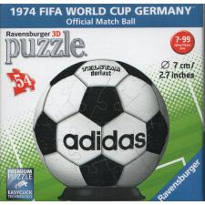 3D-ball: 1974 FIFA World Cup Tyskland, 54 brikker