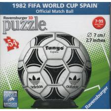 3D-ball: 1982 FIFA World Cup Spania, 54 brikker