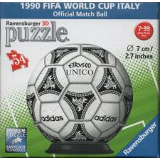 3D-ball: 1990 FIFA World Cup Italia, 54 brikker