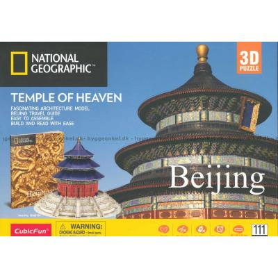 Bilde av 3D: Temple of Heaven, China, 111 brikker