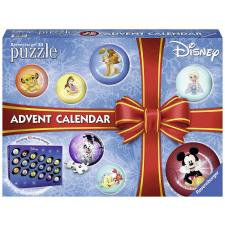 3D: Disney - Advents calendar, 27 brikker