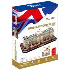 3D: Buckingham Palace, London, 72 brikker
