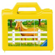 Farm animals, 6 brikker