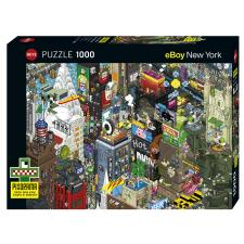 eBoy: Pixorama - New York Quest, 1000 brikker