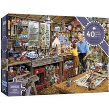 Herring: Grandad's Workshop, 40 brikker