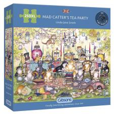 Smith: Mad Catter's Tea Party, 250 brikker