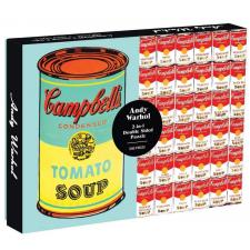 Warhol: Soup Can - Double sided, 500 brikker