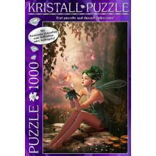 Crystal puzzle: Fairy Forest, 1000 brikker