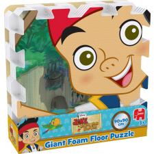 Floor-puzzle: Jake and the Never Land Pirates, 9 pieces in foam