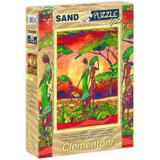 Family - Sand Puzzle, 500 brikker