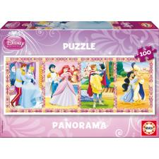 Disney Princess - Panorama, 100 brikker