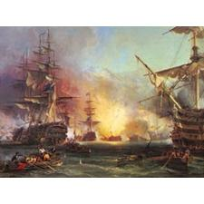 Bombardement of Algiers 1688, 3000 brikker