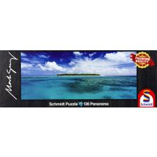 Gray: Lady Musgrave Island, Queensland - Australia - Panorama, 136 brikker