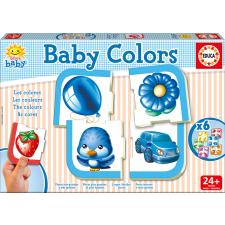 Baby: Colors, 4 brikker