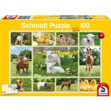 Baby Farm Animals, 100 brikker