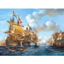 Battle of Porto Bello, 1739, 2000 brikker