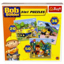 Bob the Builder, 3 in 1, 20 brikker