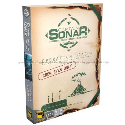 Bilde av Captain Sonar: Upgrade 2 - Operation