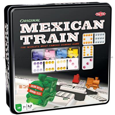Bilde av Mexican Train: Original - Metalleske