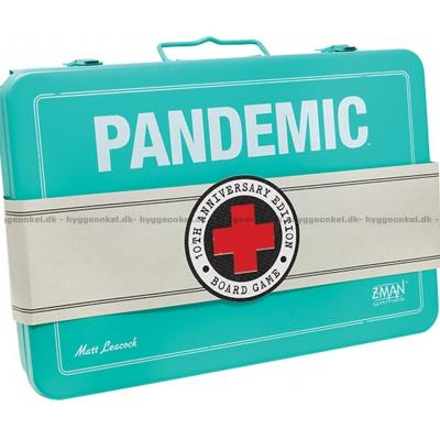 Bilde av Pandemic 10th Anniversary